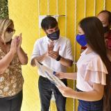 Distrito de Barranquilla entrega 300 becas a jóvenes para estudiar en el Itsa