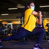 Ejercicios de calentamiento y estiramiento, infaltables para entrenar