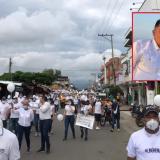 Aguachica exige la liberación de joven secuestrado