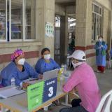 Barranquilla inicia vacunación a población de 50 a 54 años