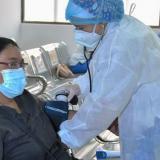 Santa Marta inició vacunación a mayores de 40 años con comorbilidades
