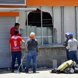 'Los Papalópez' dispararon contra policías durante desmanes: general Rosero