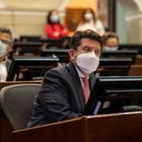 Votación de la moción de censura contra mindefensa