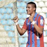 Ruyery Blanco, delantero del Unión, suena para Junior