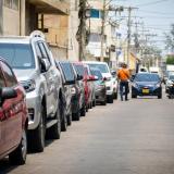 Distrito deberá retirar de circulación vehículos para fotomultas