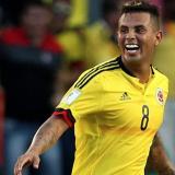 Confirman convocatoria de Edwin Cardona a la Selección Colombia