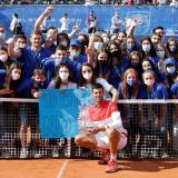 Novak Djokovic gana el Torneo de Belgrado