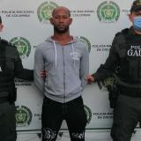 A la cárcel el 'Calvo' por extorsión en Santa Marta