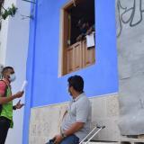 Suspenden dos obras en Centro de Cartagena por presunta violación de normas