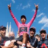 ¿Cuánto se ganó Egan Bernal en el Giro de Italia?