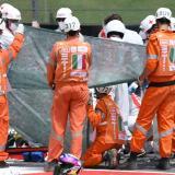 Fallece el piloto suizo Jason Dupasquier al caer de su moto