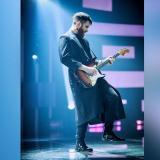 El estilo rockero de Madeiro se impuso en 'El Factor X'