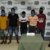 9 capturados y 32 riñas intervenidas en fin de semana en Bolívar