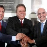 Conmebol agradece intención de Colombia