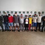 Policía captura a presunto integrante de 'los Costeños' de Las Flores