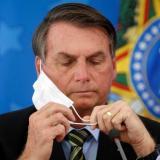 "Bolsonaro afirma que, si depende de él, ""habrá Copa América en Brasil"""