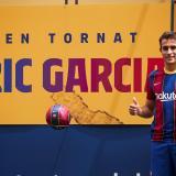 Después de Agüero vino Eric García: Barcelona presenta su segundo fichaje