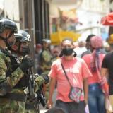 Procuraduría pide a FF. MM. privilegiar el diálogo y mediación durante asistencia militar