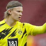 """Kicker"" deja a Haaland fuera del once ideal de la Bundesliga"