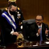 Bukele: El Salvador tuvo una falsa democracia y no regresará