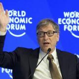 """""""Desastre climático aún se puede evitar"""": Bill Gates"""