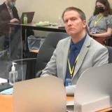 Derek Chauvin pide menor sentencia por asesinato de George Floyd