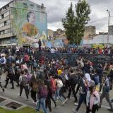 Este 9 de junio nueva movilización de la CUT en Bogotá