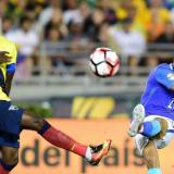 Brasil y el quintuplete de victorias frente a Ecuador