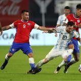 EN VIVO Argentina vs. Chile por la Eliminatoria Conmebol