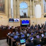Congreso mantiene juzgamiento de electos en la Procuraduría