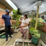 En el Día del Medio Ambiente presentan 'Barranquilla Cultiva'