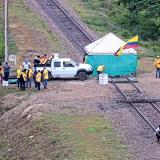 Desbloquean la vía férrea de Cerrejón