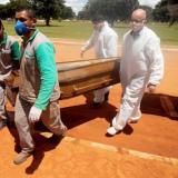 Brasil se acerca a 17 millones de casos de covid-19