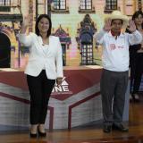 Fujimori aventaja a Castillo y hay empate técnico, según el boca de urna