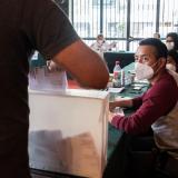 Jornada electoral para elegir al próximo presidente de Perú