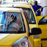 Gremio de taxistas vuelve a laborar al 100% de capacidad