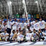 Titanes campeón de la Liga de Baloncesto Profesional de Colombia