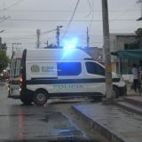 De varios disparos asesinan a un hombre en una cancha en Soledad