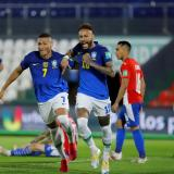 Paragua 0 vs. Brasil 2 en la Eliminatoria Conmebol