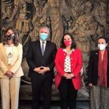 CIDH inicia encuentros formales con el ejecutivo de Colombia