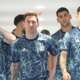 Las últimas escenas de Lionel Messi en Barranquilla