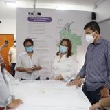 Alcalde explora alternativas para implementación de universidad pública en Soledad