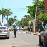 1.387 comparendos por mal parqueo en Cartagena