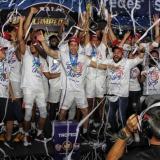 Titanes tetracampeón de la Liga de Baloncesto Profesional de Colombia