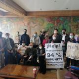 Lo que le pidió el Comité del Paro a la CIDH