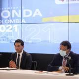 Ronda Colombia 2021 ofrece 32 bloques y tiene un rediseño de contrato
