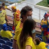 Alcalde de Medellín ofrece disculpas y asumirá costos de viaje al partido de Colombia