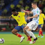 La Selección Colombia informa las razones de la no convocatoria de Jefferson  Lerma