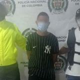 Capturan a sujeto vinculado a brutal asesinato de una mujer en Montería