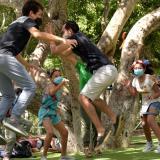 El arte y la cultura se toman los parques de Barranquilla